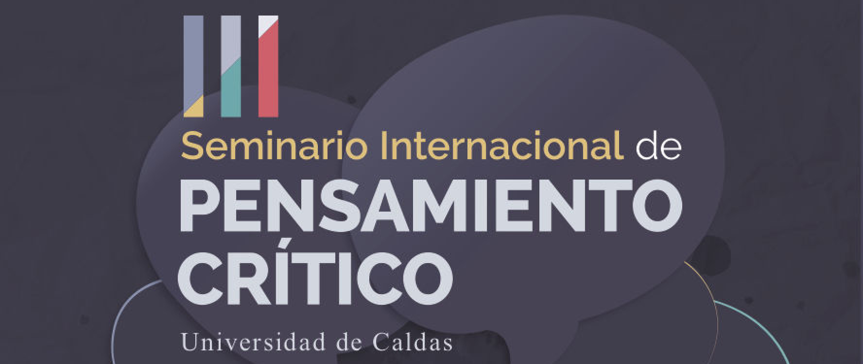 III International Seminar on Critical Thinking