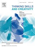 PUBLICACIÓN EN THINKING SKILLS AND CREATIVITY